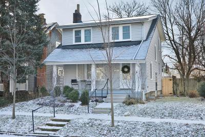 Clintonville Single Family Home Contingent Finance And Inspect: 365 Crestview Road