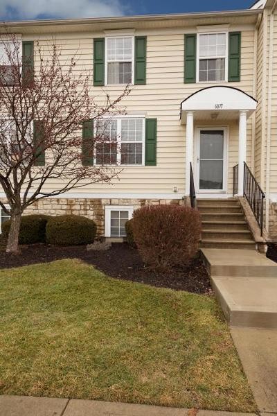 New Albany Condo Contingent Finance And Inspect: 6071 Phar Lap Drive