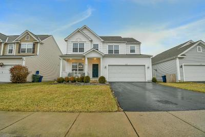 Blacklick Single Family Home Contingent Finance And Inspect: 653 Riddler Ridge Drive