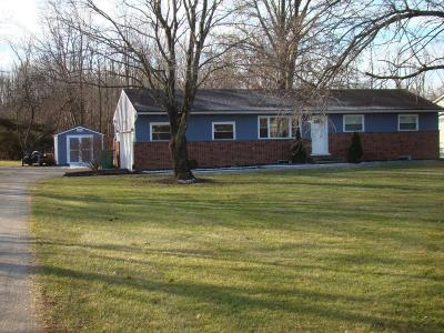 Blacklick Single Family Home Contingent Finance And Inspect: 7359 Havens Road