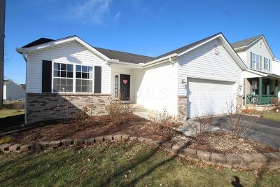 Blacklick Single Family Home Contingent Finance And Inspect: 513 Hannifin Drive