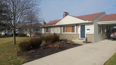 Hilliard Single Family Home Contingent Finance And Inspect: 5308 Conklin Drive