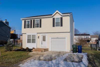 Hilliard Single Family Home Contingent Finance And Inspect: 5168 Frisco Drive