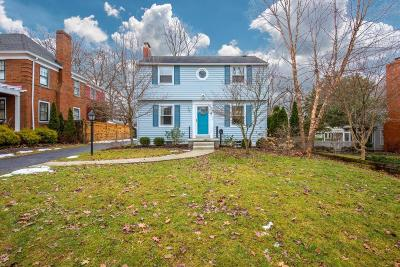 Clintonville Single Family Home Contingent Finance And Inspect: 371 Arden Road
