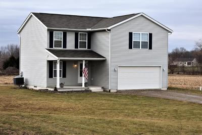 Pleasantville Single Family Home For Sale: 8573 New Salem Road NE