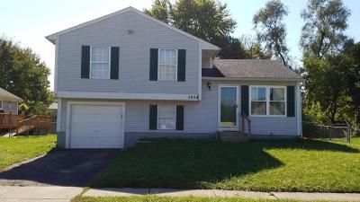 Groveport Single Family Home Contingent Finance And Inspect: 3959 Grand Bend Drive