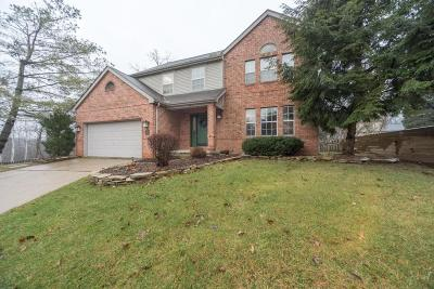 Gahanna Single Family Home Contingent Finance And Inspect: 199 Ainsworth Court