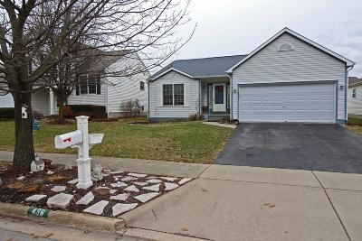 Blacklick Single Family Home Contingent Finance And Inspect: 436 Bauhaus Street