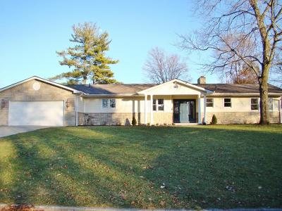 Columbus Single Family Home Contingent Finance And Inspect: 3936 Chevington Road