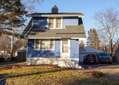 Groveport Single Family Home Contingent Finance And Inspect: 378 Canal Street