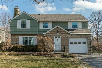 Upper Arlington Single Family Home Contingent Finance And Inspect: 1842 Westwood Avenue