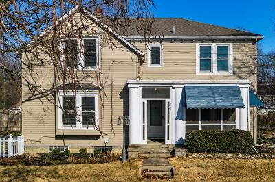 Bexley Single Family Home Contingent Finance And Inspect: 887 College Avenue