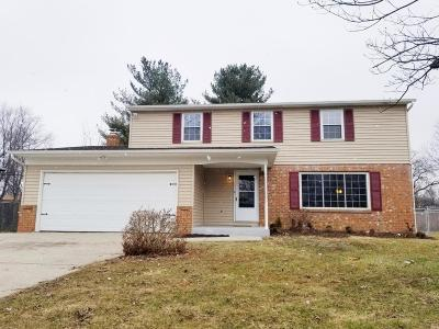 Pickerington Single Family Home Contingent Finance And Inspect: 460 W Columbus Street