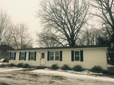 Plain City Single Family Home For Sale: 244 1/2 Shepper Avenue