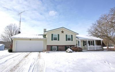 Mount Vernon Single Family Home Contingent Finance And Inspect: 15771 Sherri Drive