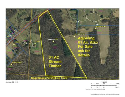 Mount Vernon Residential Lots & Land For Sale: Coshocton Road
