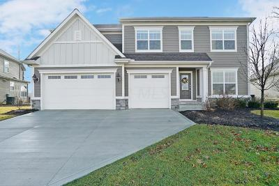 Powell Single Family Home For Sale: 3874 Coldwater Loop