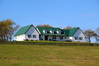 Utica Single Family Home Contingent Finance And Inspect: 11899 Martinsburg Road