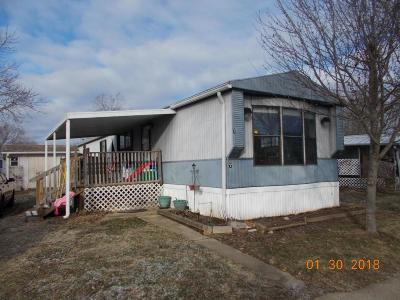 Chillicothe Single Family Home For Sale: 7 Mohawk Lane