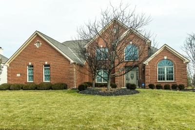 Westerville Single Family Home Contingent Finance And Inspect: 8229 Harvest Wind Drive