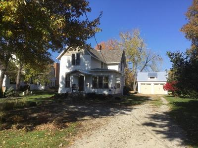 Worthington Single Family Home Contingent Finance And Inspect: 324 E Dublin Granville Road