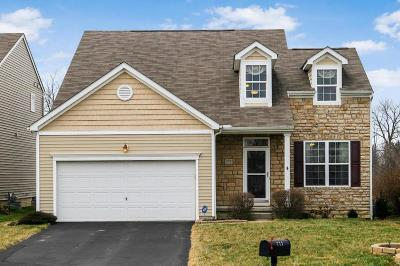 Blacklick Single Family Home Contingent Finance And Inspect: 777 Redwood Valley Drive