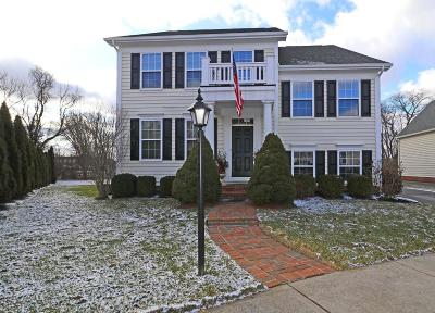 New Albany Single Family Home Contingent Finance And Inspect: 8037 Griswold Drive