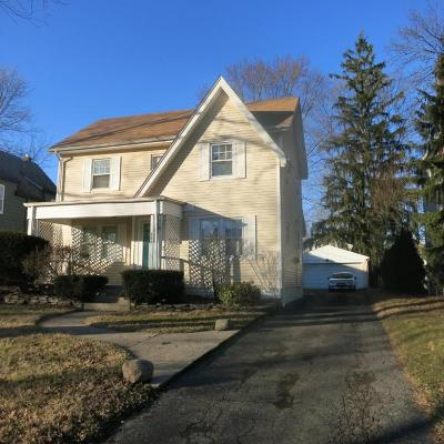 Single Family Home For Sale: 474 Brevoort Road