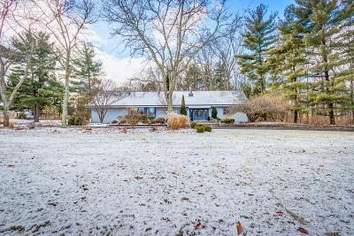 Westerville Single Family Home Contingent Finance And Inspect: 4503 Ravine Drive