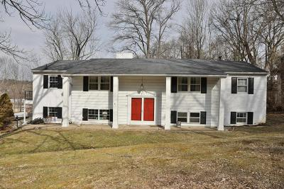 Chillicothe Single Family Home Contingent Finance And Inspect: 1083 Edgewood Drive
