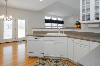 Westerville Single Family Home Contingent Finance And Inspect: 5500 Connorwill Drive