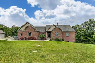 Glenford Single Family Home Contingent Finance And Inspect: 11747 Mount Hope Road