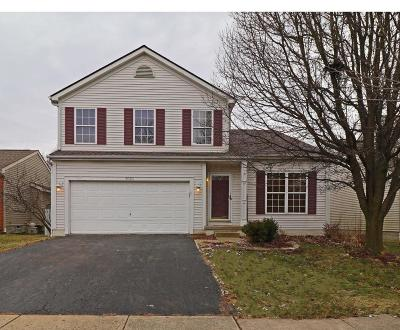 Hilliard Single Family Home Contingent Finance And Inspect: 5080 Langcroft Drive