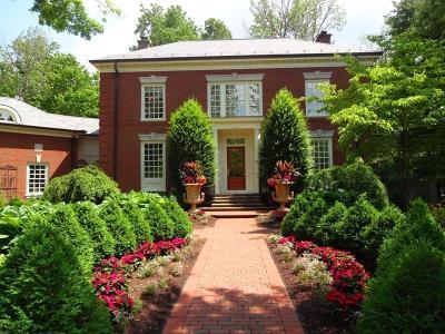 New Albany Single Family Home For Sale: 4220 Gunston Hall