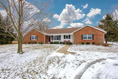 Grove City Single Family Home Contingent Finance And Inspect: 9423 Alkire Road