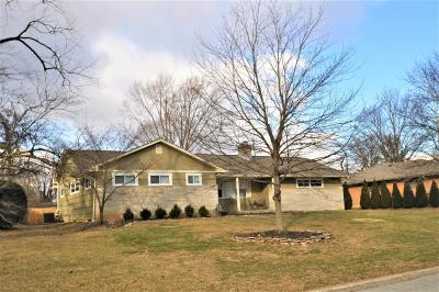 Upper Arlington Single Family Home Contingent Finance And Inspect: 3879 Chiselhurst Place