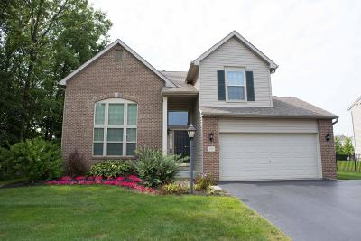 Pickerington Single Family Home Contingent Finance And Inspect: 671 Norfolk Square S