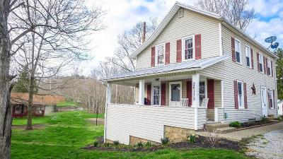 Howard Single Family Home Contingent Finance And Inspect: 26119 Coshocton Road