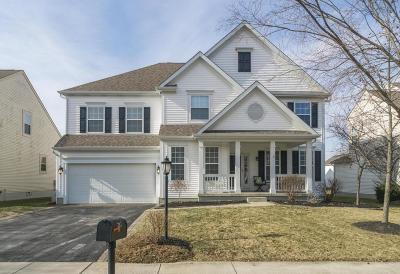 Blacklick Single Family Home Contingent Finance And Inspect: 2927 Keannen Street