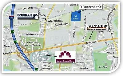 Columbus Residential Lots & Land For Sale: Outerbelt Street