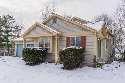 Westerville Single Family Home For Sale: 7865 Fielding School Road