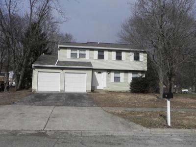 Pickerington Single Family Home Contingent Finance And Inspect: 36 Lakeland Place