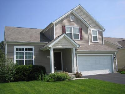 Blacklick Single Family Home Contingent Finance And Inspect: 8686 Brenstuhl Park Drive
