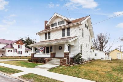 Utica Single Family Home Contingent Finance And Inspect: 136 Mill Street