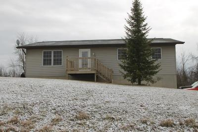 Perry County Single Family Home For Sale: 9665 Township Road 210 NE