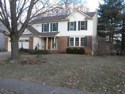 Gahanna Single Family Home Sold: 324 Howland Drive