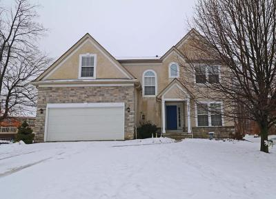 Reynoldsburg Single Family Home Contingent Finance And Inspect: 2036 Destin Place S