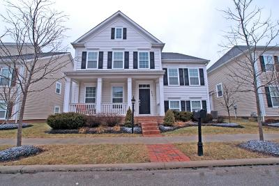 New Albany Single Family Home For Sale: 8020 Loomis Drive