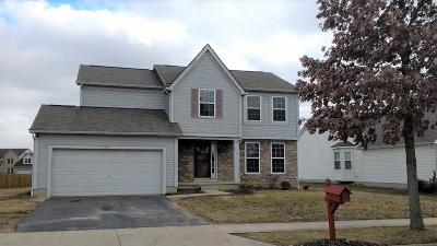 Groveport Single Family Home For Sale: 4894 Founders Drive