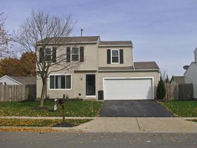Grove City Single Family Home Contingent Finance And Inspect: 2340 Fernwood Avenue